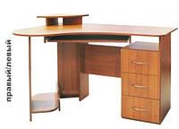 Стол компьютерный Универсал (ДСП), фото 1