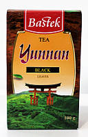 Черный чай листовой Bastek Yunnan, 100 г