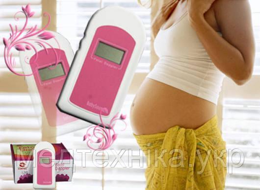 Доплер фетальный Baby Sound B 2МГц, Contec
