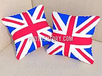 Фотоподушки флаг Великобритании