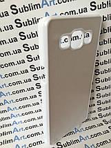 Чехол для 2D сублимации пластиковый на Samsung Galaxy A5 белый, фото 3