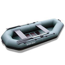 """Надувні гребні човни з привальным брусом серії """"LAGUNA"""""""