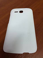 NILLKIN Frosted Shield Case Huawey Y600 White
