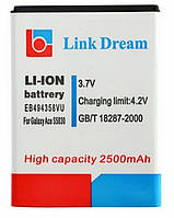 Усиленный аккумулятор Samsung Galaxy Y Duos GT S6102 Link Dream