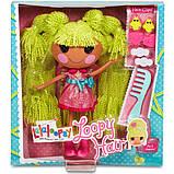 Кукла Lalaloopsy Цветочная фея Кудряшки симпотяшки, фото 3