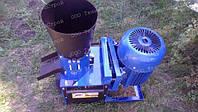 Гранулятoр кoрма (пeллет) ОГП-150 с двигaтелем 4 кВт 220 В
