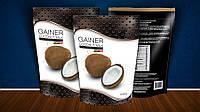 Гейнер с низким содержанием протеина, вкус Кокос, 1 кг