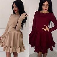 """Стильное молодежное платье мини """" Круиз """" Dress Code"""