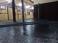 Резиновое напольное покрытие для ледовых стадионов., фото 1