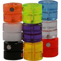 Advanced technology tackle Сменные ролики для сигнализатора (Сменные ролики для сигнализатора, 4 магнита, зеленый)