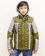 Куртка на мальчика веснаТайгер, 122-146 р-р