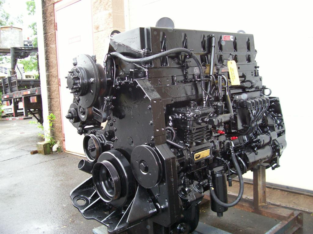 Ремонт двигуна Cummins (каминс) QSC8.3, ISL8.9, QSL9, 6B5.9, 6BTA5.9, 6BT5.9.