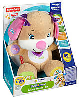 Умный щенок сестричка Fisher-Price Laugh & Learn Smart Stages Sis, фото 1