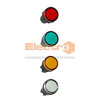 """Светосигнальный индикатор AD22 (LED) матрица 22mm красный, 230В  АС ТМ """"Electro"""""""