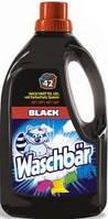 Гель для стирки Waschkonig Black для черных и темных тканей 1,5л Германия