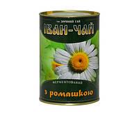 Иван чай Ромашка в тубусе 100 г