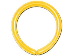 Шары для моделирования 5х140см желтый
