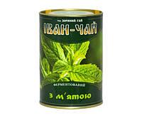 Иван чай Мята в тубусе 100 г