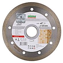 Алмазный отрезной круг Distar 1A1R 125x1,5x8x22,23 Bestseller Ceramics