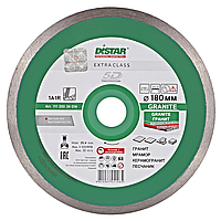Алмазный отрезной круг Distar 1A1R 180x1,4x8,5x25,4 Granite
