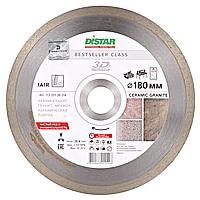 Алмазный отрезной круг Distar 1A1R 180x1,5x8,5x25,4 Bestseller Ceramic granite