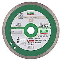 Алмазный отрезной круг Distar 1A1R 200x1,7x10x25,4 Granite Premium
