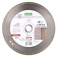 Алмазный отрезной круг Distar 1A1R 250x1,7x10x25,4 Bestseller Ceramic granite