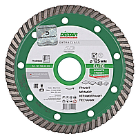 Алмазный отрезной круг Distar Turbo 125x2,2x9x22,23 Distar Elite
