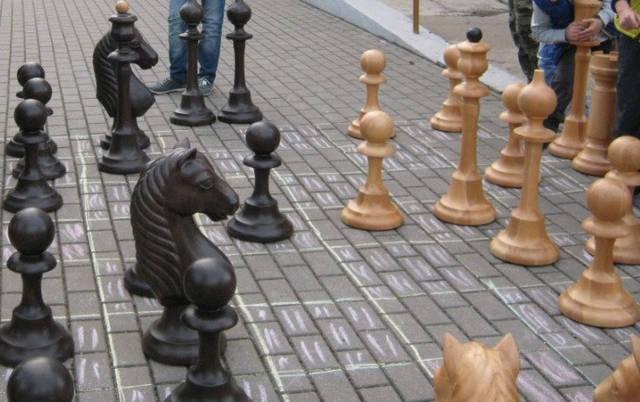 Шахматы -1