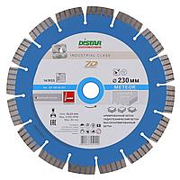 Алмазный отрезной круг Distar 1A1RSS/C3-W 230x2,6/1,8x22,23-16-ARPS 38x2,6x10+2 R103 Meteor