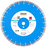Алмазный отрезной круг Distar 1A1RSS/C3-W 350x3,2/2,2x25,4-11,5-25-ARPS 40x3,2x10+2 R170 Meteor