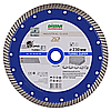 Алмазный отрезной круг Distar Turbo 232x2,6x12x22,23 Super