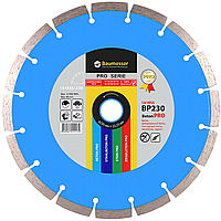 Алмазный отрезной круг Baumesser 1A1RSS/C3 230x2,6/1,8x10x22,23-16 HIT Beton PRO