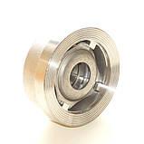 Клапан обратный нержавеющий межфланцевый подпружиненный AISI304 Ду15 Ру25, фото 5