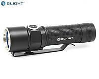 Карманный фонарь Olight S15R Baton (Cree XM-L2, 280 люмен, 5 режимов, 1x14500), комплект