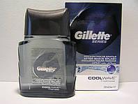 Лосьон после бритья мужской Gillette Cool Wave (Жиллет Кул вейф) 50 мл.