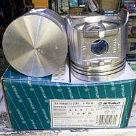Поршень цилиндра ГАЗ дв.402 d=92,0  гр.Г (4 шт) (пр-во Автрамат)