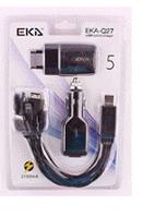 Универсальное зарядное устройствоEKA-Q27