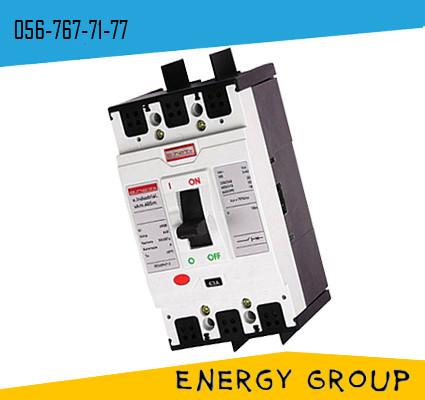 Силовой автоматический выключатель E.next 60Sm, 3p, 50А