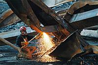 Заказать демонтаж металлоконструкций