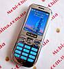 Копия Nokia Asha101 dual sim silver