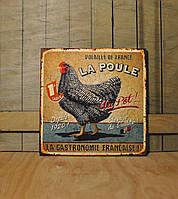 """Панно """"La poule"""""""
