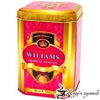 Черный чай Williams Tropical Fantasy ж/б 150г, фото 1