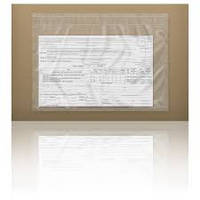 Самоклеющийся конверт  С4 (340х220 мм) для сопроводительной документации