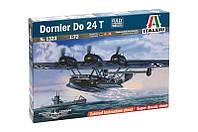 Самолет  ' DO-24T'   1\72      ITALERI
