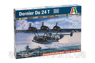 Літак 'DO-24T' 1\72 ITALERI