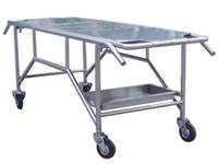 Тележка анатомическая транспортная для морга RD-1518