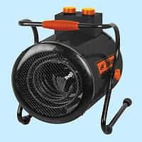 Тепловая электрическая пушка ДНИПРО-М ТПЭ-5000/3 (5 кВт)