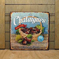 "Панно ""Chataignes"""