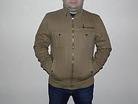 Куртка мужская короткая.(M,L) Бежевый